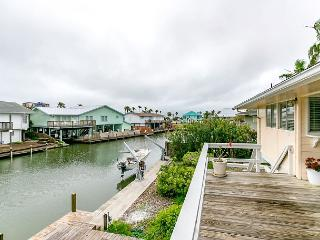 Classic Key Allegro Canal House with Private Dock - Rockport vacation rentals