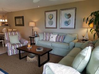 Luxury St.Augustine beachfront condominium - Saint Augustine Beach vacation rentals