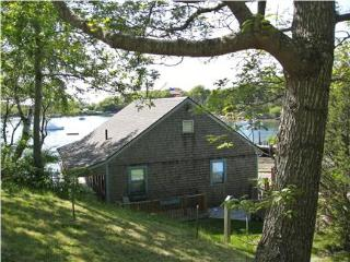 Pristine Boathouse on Quissett Harbor - Woods Hole vacation rentals