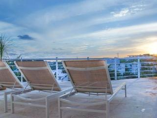 Magia 2900 S.F. Ocean View Luxury Penthouse (Available as 2 or 3 Br) - Playa del Carmen vacation rentals