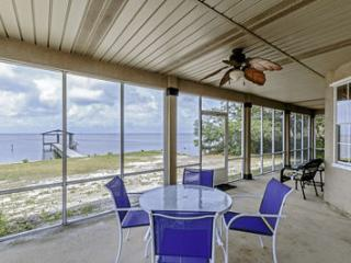 Bay Front Home with Pier,Pool Table,Screened Porch - Gulf Shores vacation rentals
