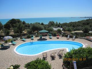Villa Geco con piscina per 10 persone vista mare - Defensola vacation rentals