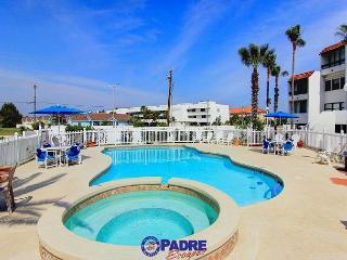 Fairway Villas 208 is just steps from the All-New Schlitterbahn water park! - Corpus Christi vacation rentals