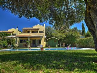 Villa Patrick, Private Swimming Pool & Garden - Acharavi vacation rentals