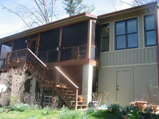 Beautiful Lake Summit Home And Boathouse - Saluda vacation rentals