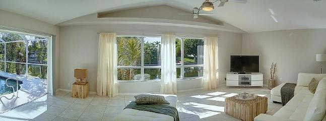 New furnished and remodeld with  Pool SOUTHFACING - Image 1 - Cape Coral - rentals