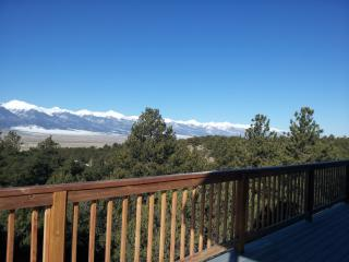 2 bedroom House with Central Heating in Westcliffe - Westcliffe vacation rentals