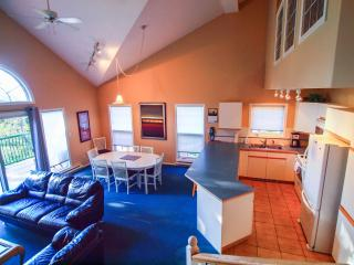 Fabulous 4 Bdrm walkout Townhome with great views - Fairmont Hot Springs vacation rentals