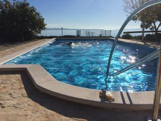Seafront house with pool  in Split,100m to beach - Split vacation rentals