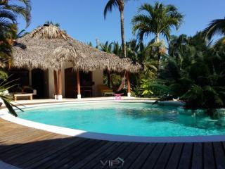 Individual villa of carabean style - Las Terrenas vacation rentals