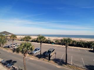 South Beach Ocean Condos - East - Unit 8 - Panoramic Oceanfront Views of Tybee Beach - FREE Wi-Fi - Tybee Island vacation rentals