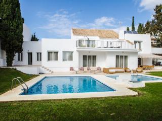 7 bedroom Villa with A/C in Marbella - Marbella vacation rentals