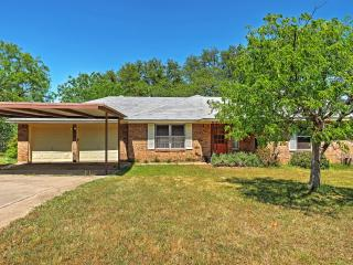 Peaceful 3BR Kingsland Home on 2.5 Private Acres & Surrounded by Breathtaking Views - 2-Minute Walk to Lake LBJ! - Kingsland vacation rentals