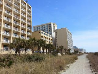 Fantastic rate on this oceanfront studio - Myrtle Beach vacation rentals