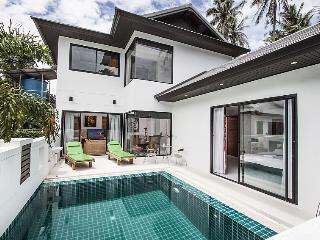 3-Bed Pool VIlla 1km to Idyllic Ban Tai Beach #11 - Mae Nam vacation rentals