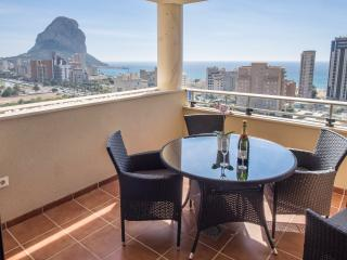 Brand new beach-apartment with panoramic views - Calpe vacation rentals