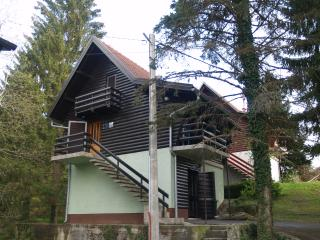 2 bedroom House with Outdoor Dining Area in Vrbovsko - Vrbovsko vacation rentals