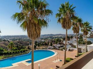 Relaxing one bedroom duplex apartment. - Mijas vacation rentals