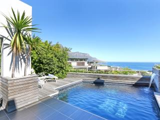Villa Aqua 4 Bed Camps Bay Seaview villa with pool - Camps Bay vacation rentals