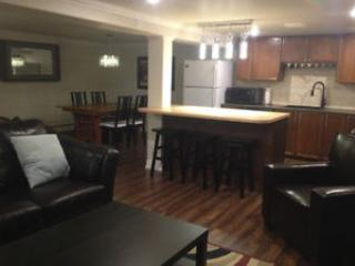 Furnished modern 2 bedroom executive lease - Barrie vacation rentals