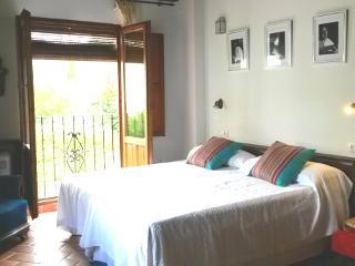 Suite Junior vue sur jardin - proche Alhambra -Albaicin-Grenade - Granada vacation rentals