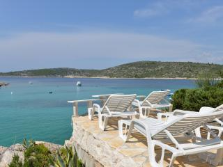 "VILLA WITH ""PRIVATE"" BEACH - DIRECT ON THE SEA - Razanj vacation rentals"