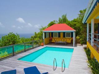 Villa Tranquille - Saint Barthelemy vacation rentals