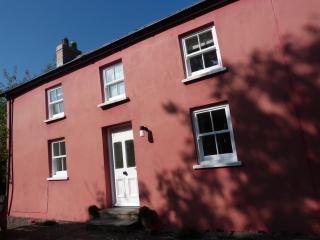 West Wales Farmhouse,Cefn y Llan - 5 star - 399215 - Llangynin vacation rentals