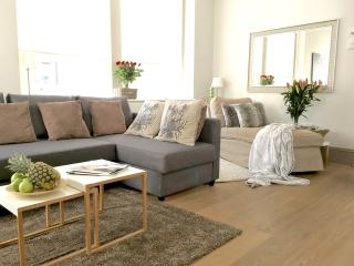 LUXURY! MODERN! NEW! Oxford Circus, 2bed/2bath 3min to subway, central location! - London vacation rentals