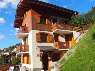 CASCADES 1 duplex 80m² A PEISEY VALLANDRY LES ARCS - Peisey-Vallandry vacation rentals