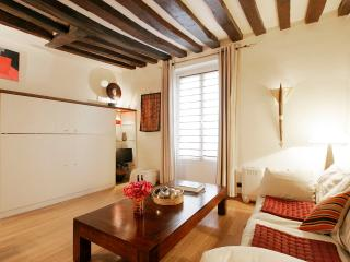 Pretty studio heart of the marais Place des Vosges - Paris vacation rentals