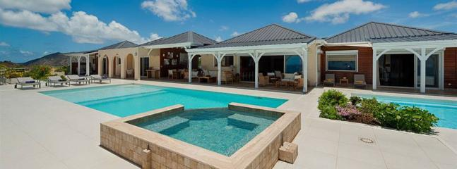 Villa Dreamin Blue 2 Bedroom SPECIAL OFFER - Image 1 - La Savane - rentals