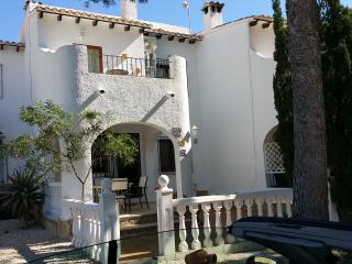 Casa Jet Sleeps 6 Moraira Park - Moraira vacation rentals