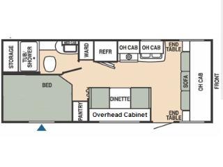 Cozy 1 bedroom Jupiter Caravan/mobile home with Internet Access - Jupiter vacation rentals