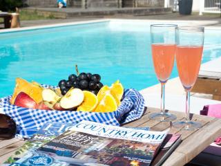 5* reviews - private pool & hot tub - Angles vacation rentals