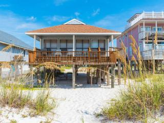 Beach Front Cottage,Huge Views,Covered Deck,Pet OK - Gulf Shores vacation rentals