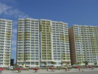 Beautiful Ocean View 8/20 - 8/27  1400 All incld - North Myrtle Beach vacation rentals