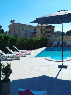 Lovely 50 sq.m Apartment with Pool - Liznjan vacation rentals