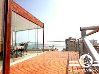 Penthouse Ocean View Across Larcomar - Miraflores vacation rentals