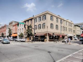 Downtown living with great dining, shopping & sightseeing - dogs welcome! - Savannah vacation rentals
