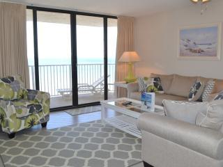 Dunes of Panama 2 bedroomLg Gulf Front Condo E1103 - Panama City Beach vacation rentals