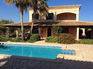 Nice Villa with Internet Access and Garden - Santanyi vacation rentals