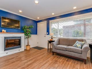 Modern & colorful dog-friendly condo right next to beach! - Neskowin vacation rentals