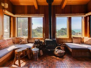 Oceanview home, with two living areas, private hot tub, and shared pool access! - Sea Ranch vacation rentals