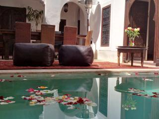 Dar Shariq Whole rent wifi pool privacy - Marrakech vacation rentals