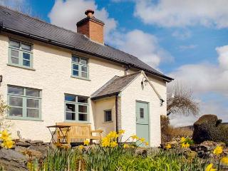 TOP COTTAGE, character cottage, woodburners, WiFi, gardens, Llangunllo Ref 924039 - Knighton vacation rentals