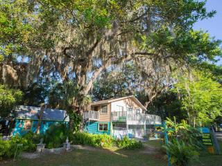 Riverfront Treetop Bungalow River Safaris Property - Yulee vacation rentals