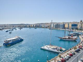 Astounding Views Tigne Seafront 4-bedroom Ap - Sliema vacation rentals