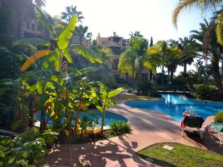 Modern luxury ground floor apartment - Estepona vacation rentals