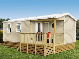 Location Mobil home confort camping le grand cerf**** - Le Grand-Serre vacation rentals